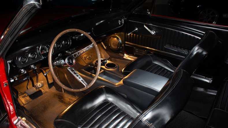 1965 Ford Mustang GT Convertible 289 4 Speed Restored $49.9k For Sale (picture 4 of 6)