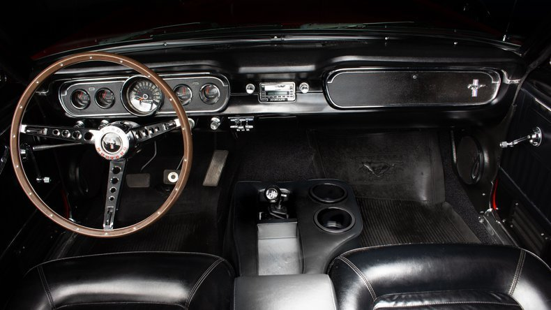 1965 Ford Mustang GT Convertible 289 4 Speed Restored $49.9k For Sale (picture 5 of 6)