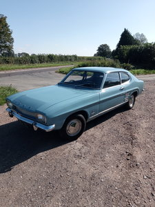 1970 Ford Capri - Immaculate pre facelift