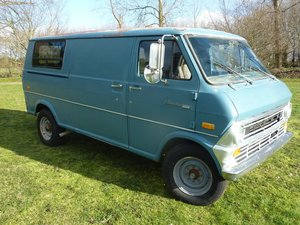 1972 Ford Econoline Supervan