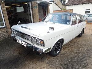 MK 4 FORD ZODIAC FARNHAM ESTATE, 1968, TWO OWNERS LOW MILES  For Sale