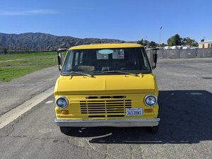 1969 Ford Econoline Van Shorty For Sale