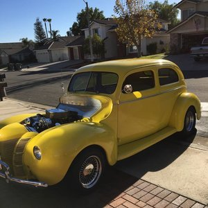 1940 Ford Sedan Deluxe For Sale
