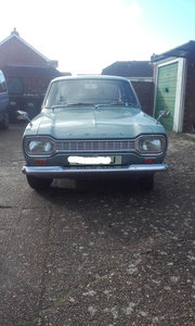 Ford Mk 1 Escort 1300 Super