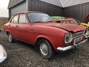 1972 Ford Escort Mk1 ideal project