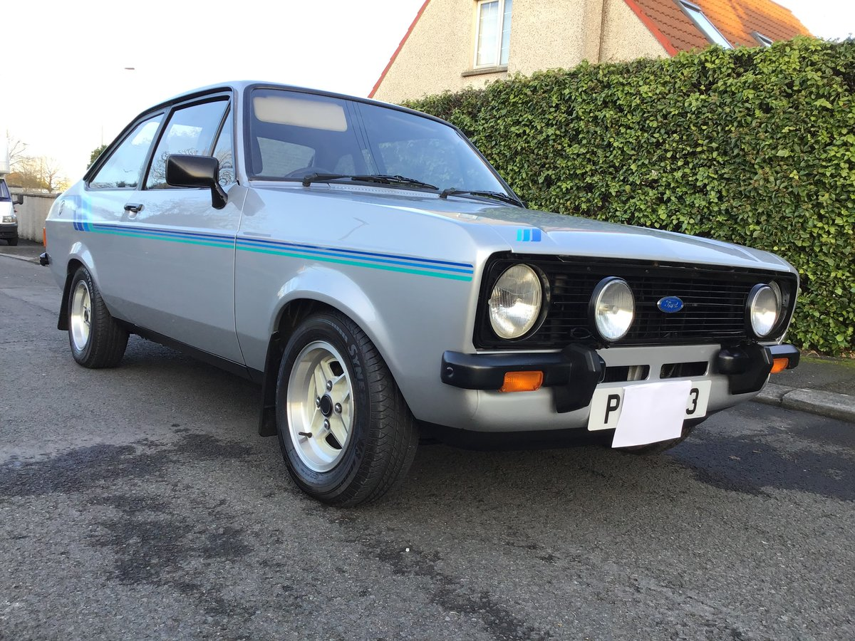 1980  Stunning Ford Escort Harrier  For Sale (picture 1 of 6)