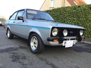 1980  Stunning Ford Escort Harrier