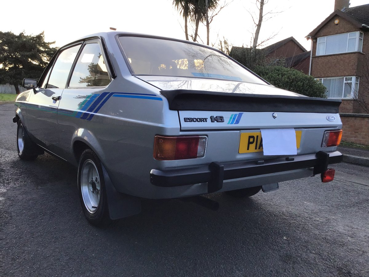 1980  Stunning Ford Escort Harrier  For Sale (picture 2 of 6)