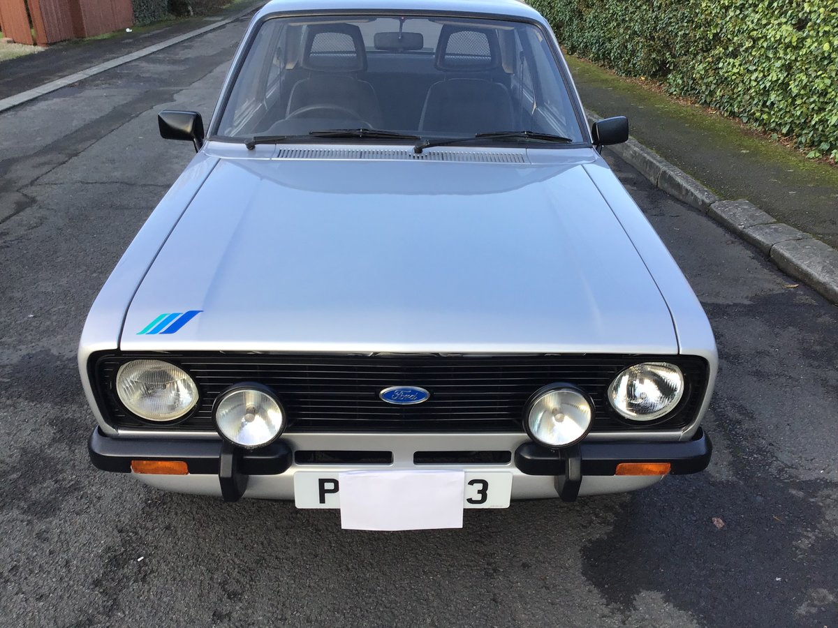 1980  Stunning Ford Escort Harrier  For Sale (picture 3 of 6)