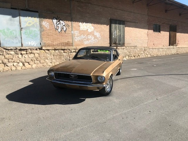 1968 Ford Mustang coupe For Sale (picture 3 of 6)