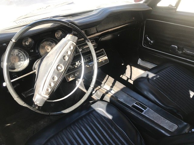 1968 Ford Mustang coupe For Sale (picture 5 of 6)