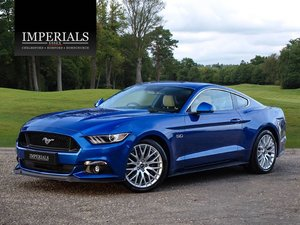 2017 Ford  MUSTANG  5.0 GT COUPE AUTO  31,948 For Sale