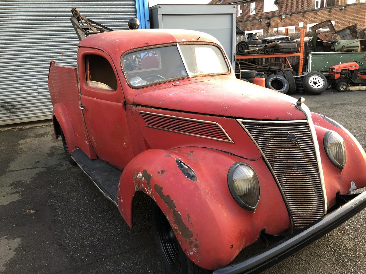 1937 Ford Recovery , Wrecker For Sale (picture 3 of 6)