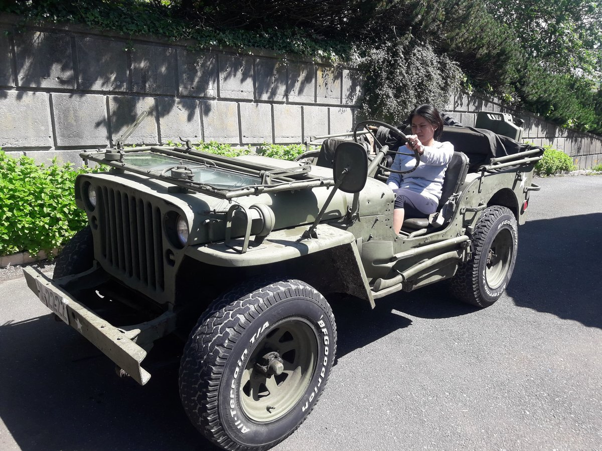 1942 Willys Jeep SOLD (picture 1 of 4)
