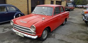 Picture of 1965 FORD CORTINA 1200 2 DOOR