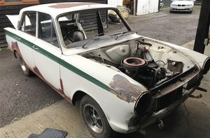 1965 FORD CORTINA MK 1 For Sale by Auction