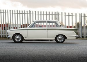 1966 Ford Lotus Cortina Mk. I SOLD by Auction