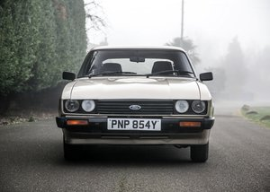 1982 Ford Capri Mk. III (1.6 litre) SOLD by Auction