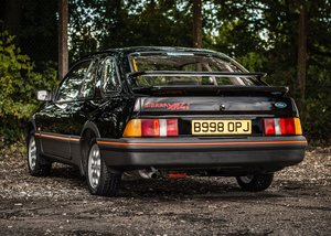 1985 Ford Sierra XR4i For Sale by Auction