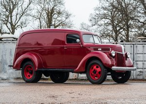 1941 Ford Delivery Panel Van For Sale by Auction