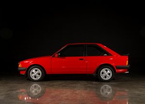 1981 Ford Escort XR3 SOLD by Auction