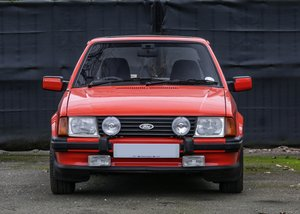1980 Ford Escort XR3 For Sale by Auction