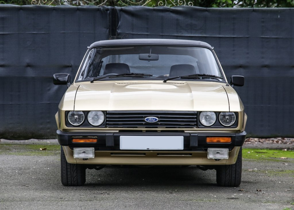 1980 Ford Capri 3.0S SOLD by Auction (picture 2 of 6)