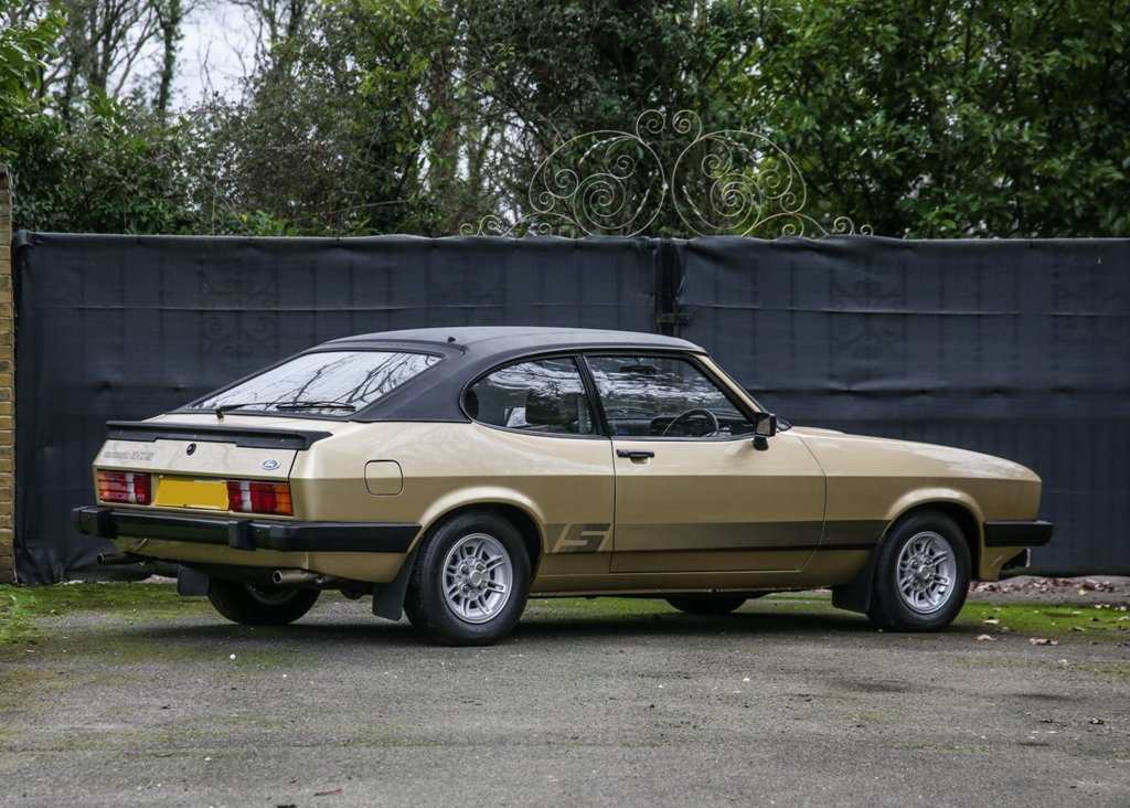 1980 Ford Capri 3.0S SOLD by Auction (picture 3 of 6)