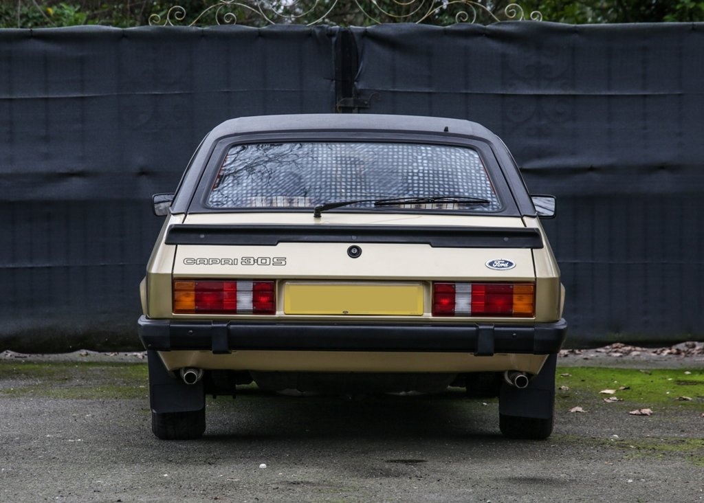 1980 Ford Capri 3.0S SOLD by Auction (picture 4 of 6)