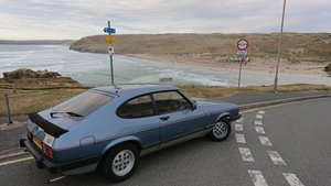 1984 Ford Capri 2.8i early 5 speed