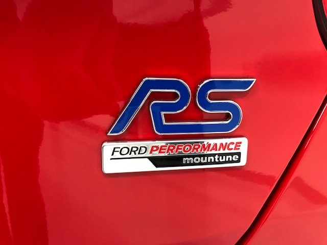 2018 Focus RS MK3 Red Edition 170 Dry Miles Fully Optioned  SOLD (picture 3 of 6)