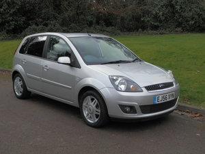 Picture of 2006 Ford Fiesta Ghia TDCi. 1 Owner. Hi Spec. Low Miles. Superb.. SOLD