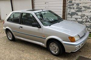 1993  Ford XR2i