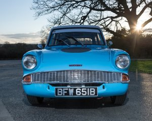 1964 Perfect Ford Anglia Historic Race Car