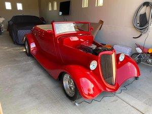 1934 Ford Custom Convertible (Phoenix, AZ) $49,999 obo For Sale