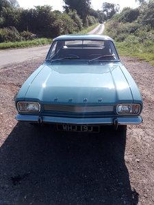 1970 Immaculate highly original pre facelift mk1 capri