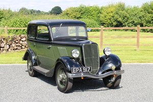 1934 Ford Model Y-Type Tudor Saloon For Sale