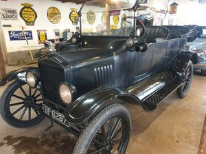**NEW ENTRY** 1917 Ford Model T