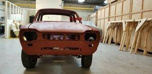 1968 Ford Escort Mk1 - 2 Door Rolling Shell