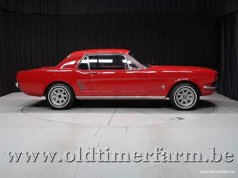 1966 Ford Mustang Coupe '66 For Sale (picture 3 of 6)