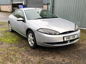 1999 Ford Cougar 2.0ltr Zetec. Low mileage.