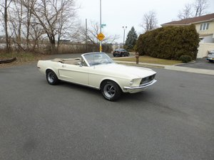 1968 Ford Mustang Convt 289 V8 Nice Driver