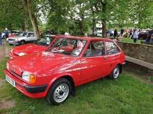 1987 Fiesta mk2 popular
