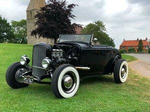 1932 FORD MODEL B ROADSTER HOTROD For Sale