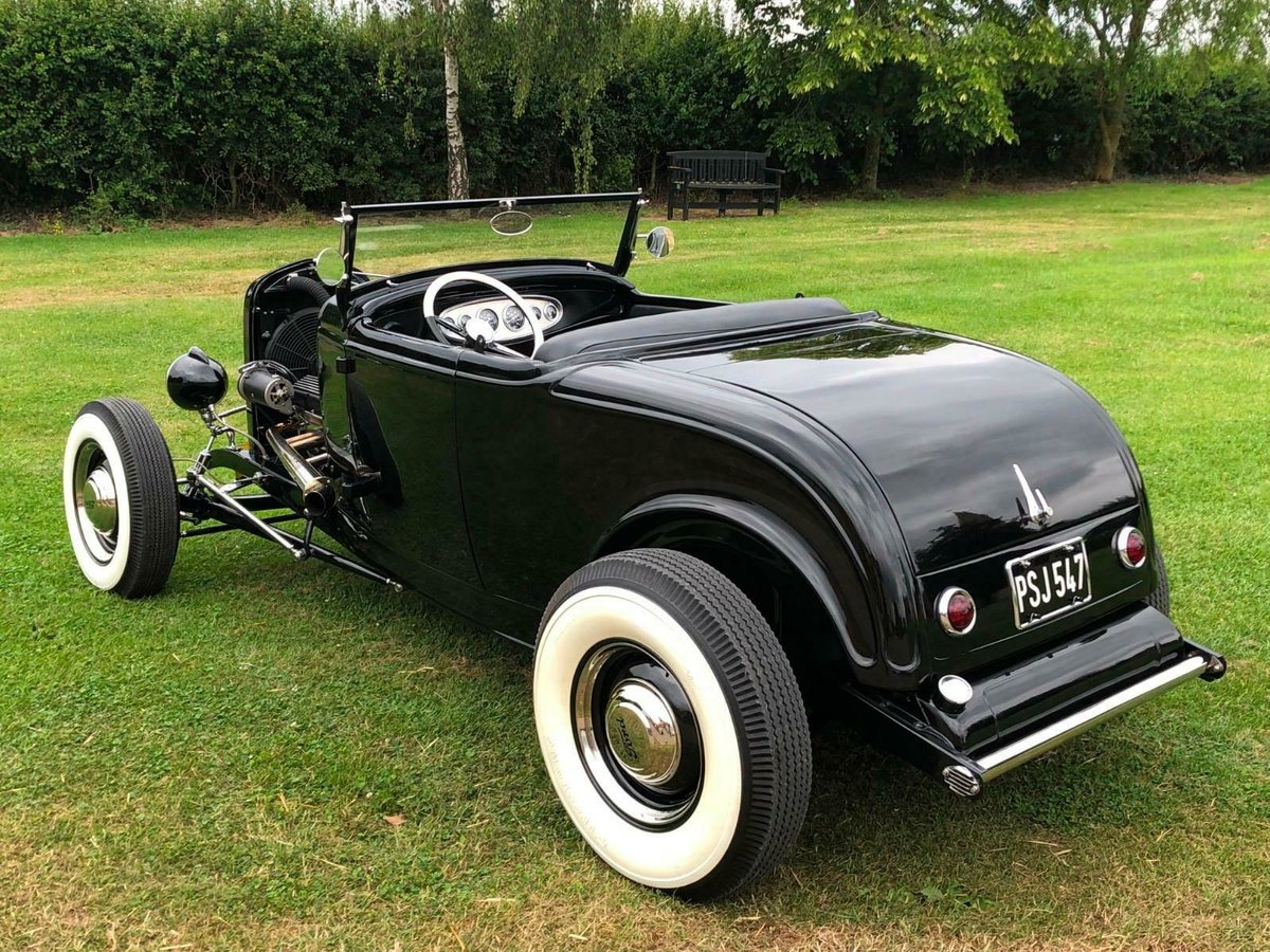 1932 FORD MODEL B ROADSTER HOTROD PX For Sale (picture 2 of 6)