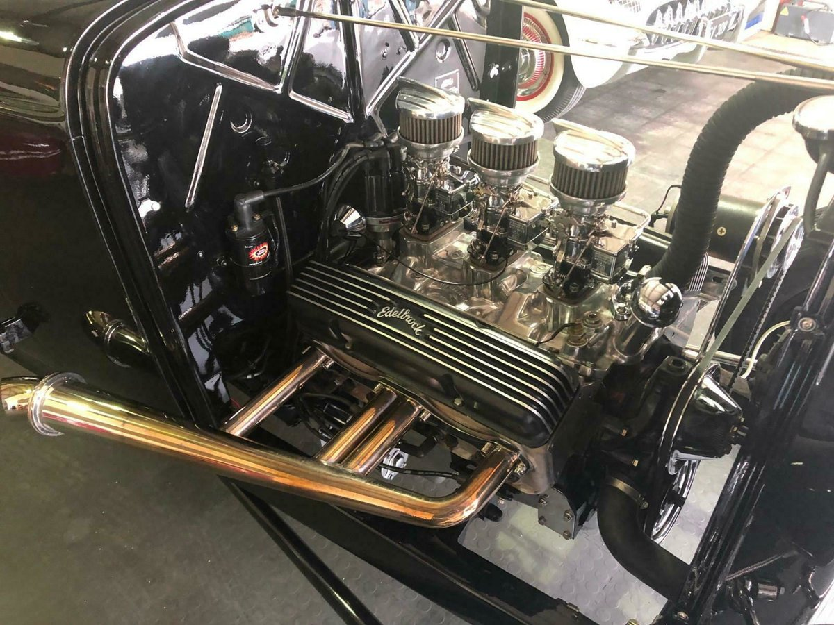 1932 FORD MODEL B ROADSTER HOTROD PX For Sale (picture 5 of 6)