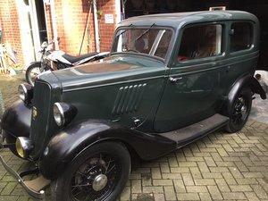 1936 Ford Model Y Two Door Saloon