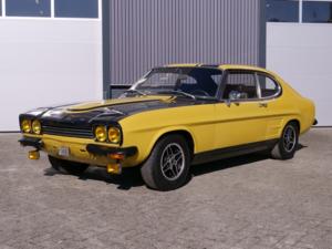 1973 Ford Capri 2600 RS EU car, only 54.787 km!