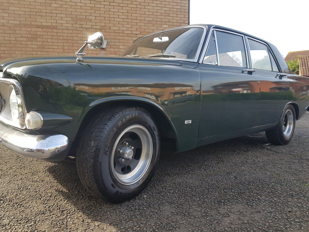 1963 Ford zephyr 6 mk3 For Sale (picture 2 of 6)