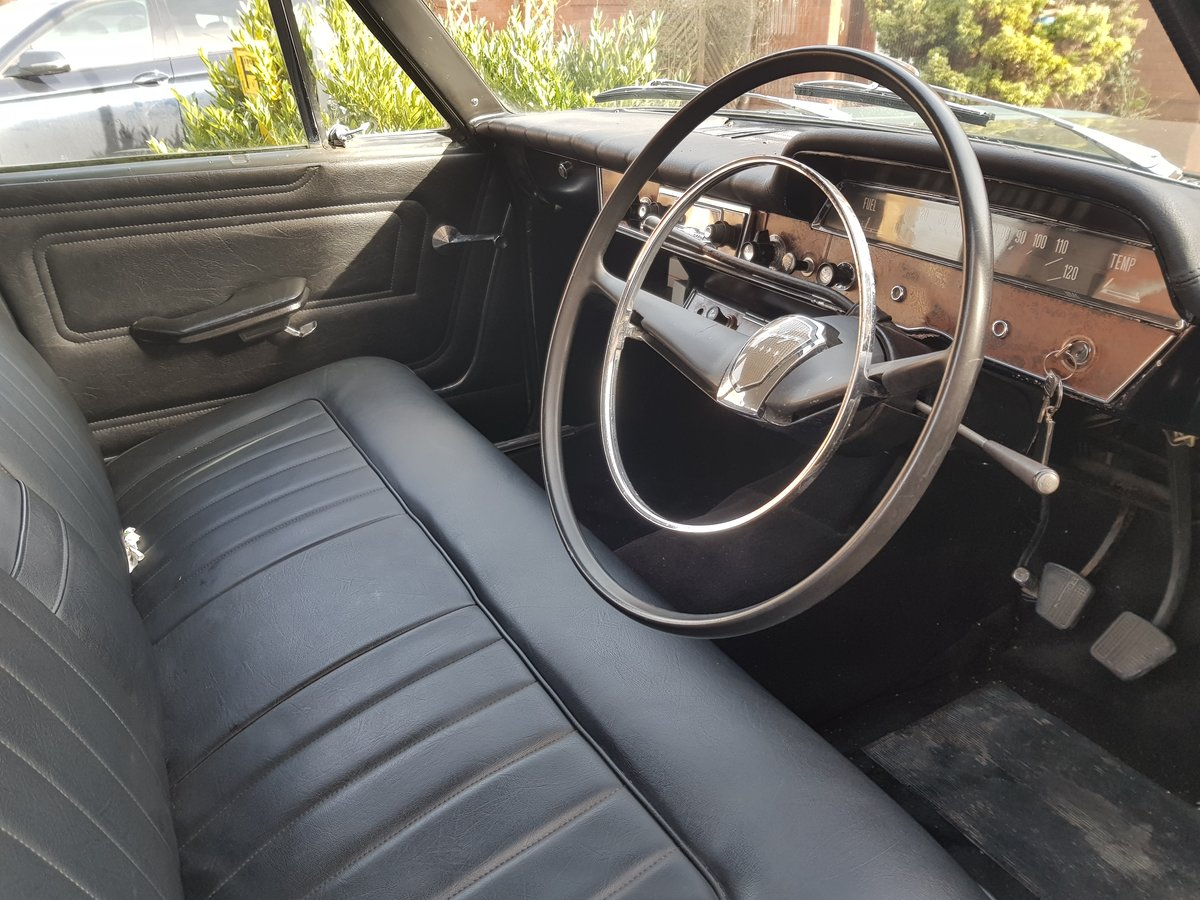 1963 Ford zephyr 6 mk3 For Sale (picture 4 of 6)